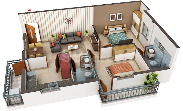 SKV constructions patmavati floor design