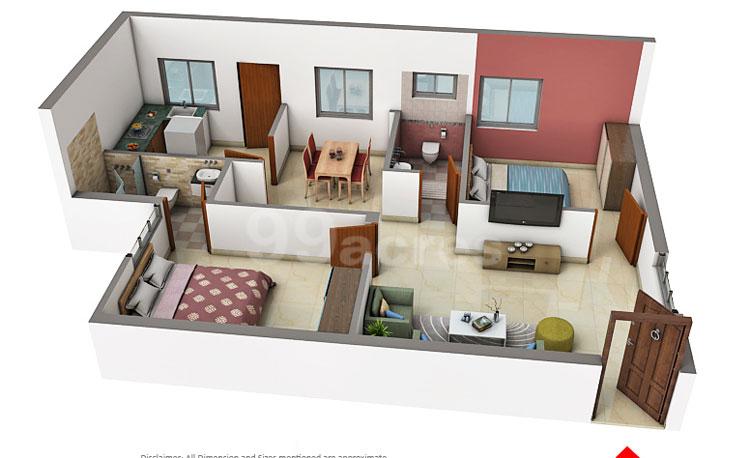 SKV constructions patmavati floor plan